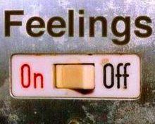 help, ik voel niets